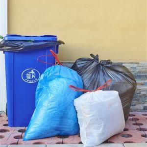 공장 LDPE/HDPE 롤에 무거운 강한 쓰레기 봉지