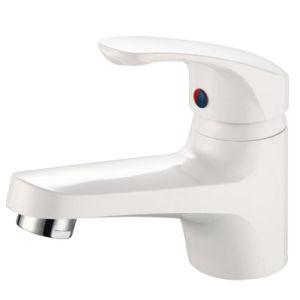 クロム染料で染められた単一のハンドルの洗面器のコック