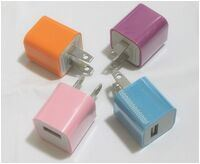 5V 1один USB-Car настенное зарядное устройство для мобильных ПК из Китая