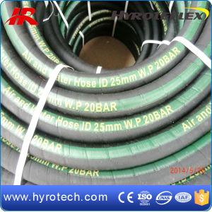 Rubber Verpakte Slang 20 van de Lucht/water SBR Staaf voor ISO2398