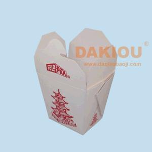 Novo tipo de máquinas de embalagem de hambúrguer