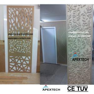 3D家具デザイン機械1530木MDFの切断のルーター