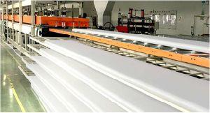 Ligne d'Extrusion de planches en plastique d'automatisation de la mousse EPE extrudeuse