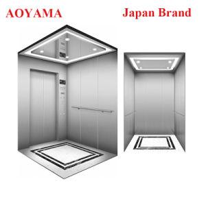 품질 보증 일본 안전한 안정되어 있는 작은 기계 룸 엘리베이터 전송자 상승