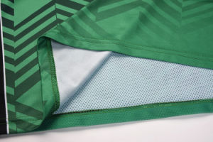 Custom полного Сублимация футбол Джерси Дизайн футбольного единообразных