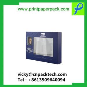 Отличное качество экономичная упаковка бумаги персонализированные окна косметический окно лак для волос в салоне