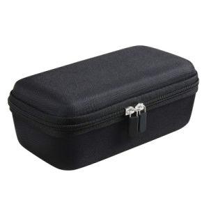 Etanche disque EVA Cas des sacs à main Sac de voyage pour haut-parleurs Bluetooth (FRT2-455)