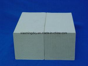 Высокая печи пористый керамический нагреватель керамические Honeycomb для Rto