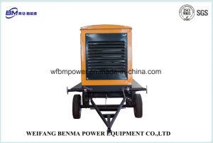 Generatore diesel del rimorchio per agricoltura