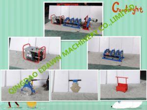 Migliore macchina idraulica di plastica di fusione di estremità della saldatrice della macchina di vendite Shr-250