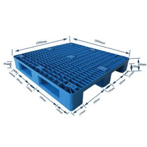 O PVC Euro Non-Toxic Grid Rack para alimentos de paletes plásticos de HDPE