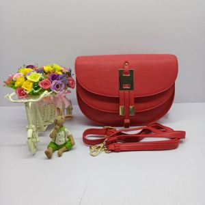 bags (No. 30151) 가장 새로운 PU 빨간 작은 교차하는 바디 허리 숙녀