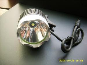 Дешевые цены КРИ T6 1200 люмен светодиодный индикатор на велосипеде