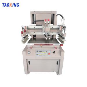 기계 (TX-4060S)를 인쇄하는 압축 공기를 넣은 편평한 수직 스크린