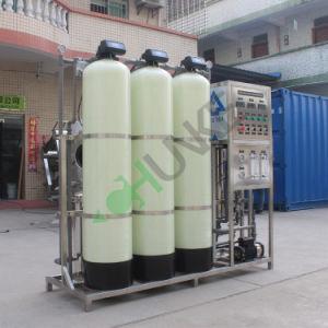 1tph Osmose Inversa água pura água do filtro de equipamentos de tratamento