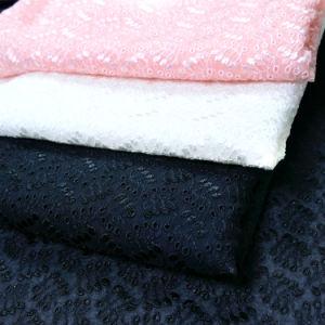 100%tissu brodé de soie pour mariage robe de vêtements