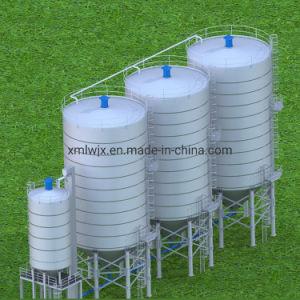 Connexion de boulon de l'acier pour le béton de ciment silo usine de mélange/usine de fabrication de briques/matériel de construction