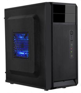 2017 컴퓨터를 위한 새로운 디자인 PC 상자 D345 전력 공급