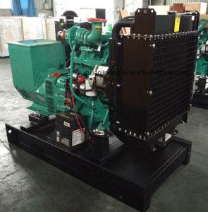 Motor Cummins diesel generadores de tipo abierto