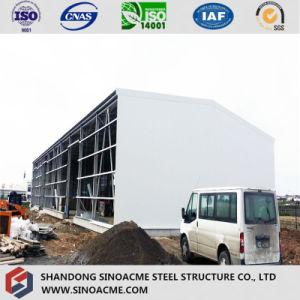 Venta caliente China edificio de Ingeniería Pre Taller de la estructura de acero