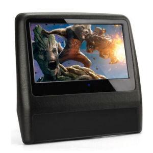 FM IR USB SD HDMI를 가진 9 인치 HD 머리 받침 DVD 플레이어