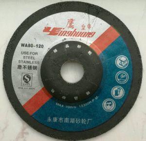 Centro deprimido vidro pedra abrasiva cortada a roda (R42C)