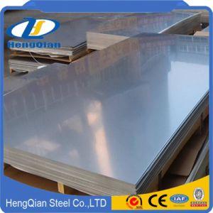 Tisco 201 304 430 2b ba Cr plaque ordinaire en acier inoxydable