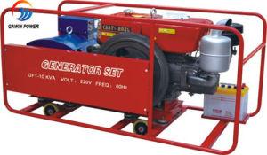 Серия Water-Cooled Single-Cylinder дизельных генераторных установок