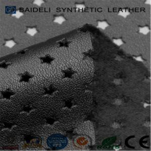 Отверстие ПВХ синтетическая кожа для спорта обувь/опорной части юбки поршня/Football надеть обувь спортивная обувь