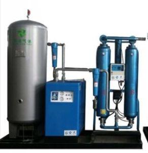 O gerador de azoto com reservatório de ar
