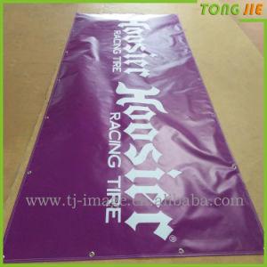 La calidad Vinly utiliza material impreso Frontlit estrellas Flex Banner