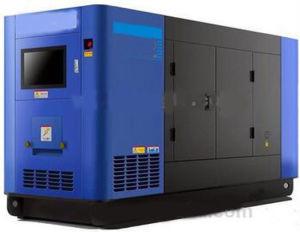Water-Cooled 24kw/30kVA 디젤 엔진 침묵하는 발전기
