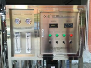 L'eau pure Machine Machine/RO de l'eau (KYRO-1000)
