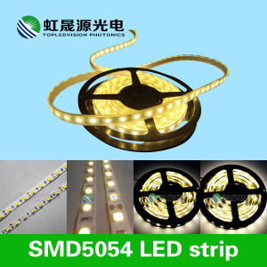 Alta tira los 7.2W/M flexible del brillo SMD5054 los 30LEDs/M LED