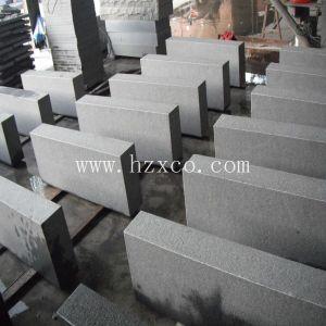 Kerbstone van het Graniet van China Grijze/Gele/Witte/Roze/Zwarte voor Bouw/Betonmolen/Stoeprand