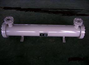 シェルおよび管の熱交換器