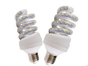 Preiswerter Mais der Verkaufs-Qualitäts-Spirale-U der Form-5W9w15W18W20W25W LED