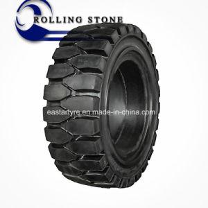 250-15 Gabelstapler-fester Reifen, industrieller Gummireifen