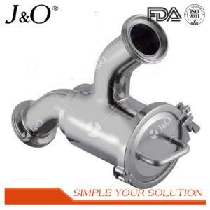 Санитарные фильтр сетчатый фильтр из нержавеющей стали