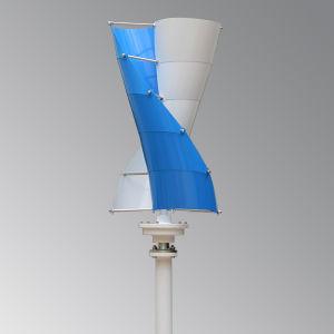 400W de Generator van de Wind van de 12/24V Hoge Efficiency voor de Toepassing van het Huis