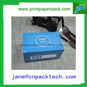 La impresión de logotipo personalizado cajas de regalo Caja de embalaje de productos digitales para el consumidor