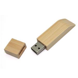 木製USBの棒(KH W009)