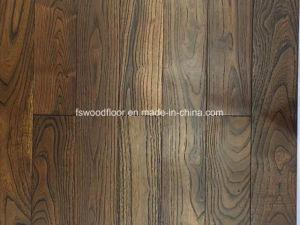 L'ambre antique chinois en bois massif des revêtements de sol en teck