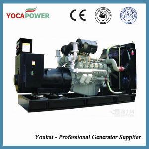 Potere di generazione diesel Genset del generatore 500kw/625kVA del motore della Perkins