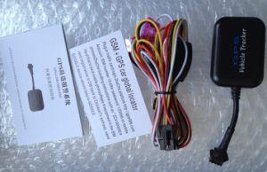 Gps-Verfolger-Sicherheitssystem-Echtzeitaufspürenschwingung-Fühler entfernt H08, G/M Vierradantriebwagen-Band Frequenz