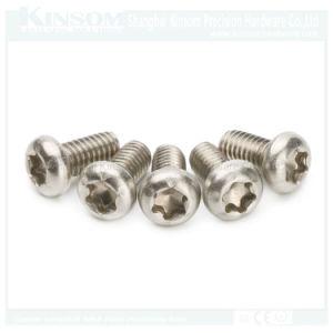 El tornillo de acero inoxidable /Torxm5 M6 M8 M10 SS304 Total de la rosca del tornillo perno o tornillo personalizado