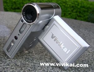 디지털 방식으로 비데오 카메라 (DV-613)