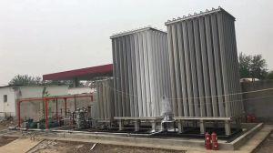저온 액체 질소 아르곤 산소 채우는 펌프 Bpo-200-600