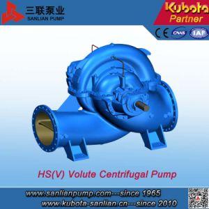 Dividir Kubota cárter da bomba de água centrífuga para água (HS300-250-400)