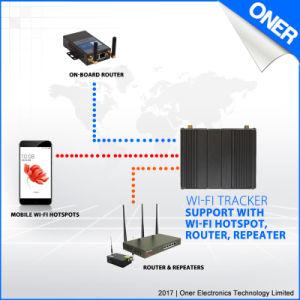 Arbeitende beständige GPS-Verfolger-Arbeit mit WiFi SMS und GPRS